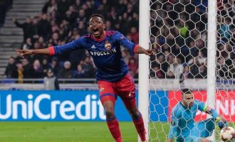 Europa League: Arsenal, Atlético win; Musa scores as CSKA Moscow advance