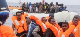 Why we get killed abroad and perish on the Mediterranean