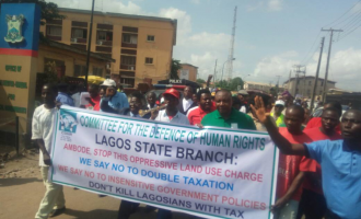 DSS visits Lagos NBA office over anti-land use charge protest
