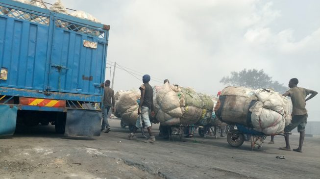 'Eight vehicles burnt to ashes' — witnesses recount Lagos dumpsite inferno