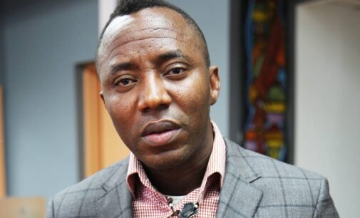 Sowore arrested for leading 'crossover protest' in Abuja