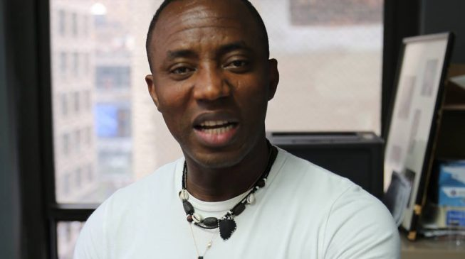 'I will never insult Buhari again' – reactions to DSS charges against Sowore