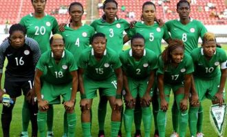 Oshoala missing but Oparanozie, Ordega make Falcons squad for France friendly