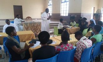 Catholic bishop to youth: Your certificate not enough to earn you a living