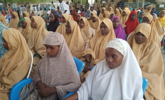 REVEALED: Dapchi schoolgirls didn't bathe for a month in captivity