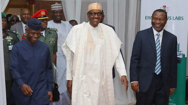 The highest authority in Nigeria: The law, not President Buhari