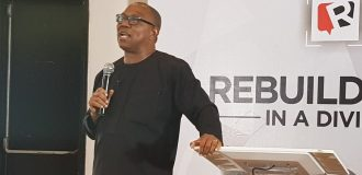 Peter Obi didn't lie about owning houses in London, says spokesman