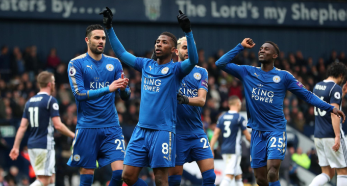 Osigwe, Aribo, Iheanacho… TheCable's team of the week