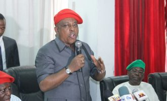 Nigerians didn't bargain for this bloodletting in 2015, says Secondus