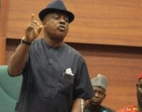 Vote APC out for Nigeria to survive, says Secondus at PDP Katsina rally