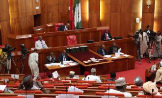 Senate adjourns over lack of quorum