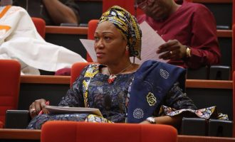 Remi Tinubu's national assembly office 'burgled'