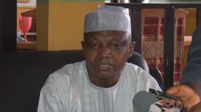 'We're in touch with their captors' — Garba Shehu reacts to video of aid workers