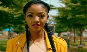 Simi reveals title and release date for her new album