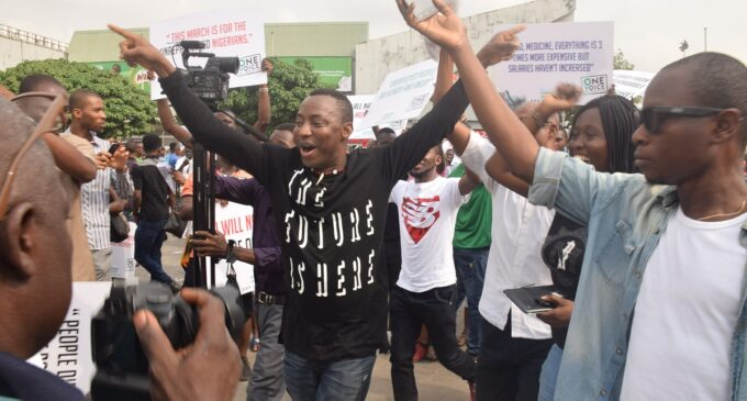 After 52 days in detention, court grants Sowore bail