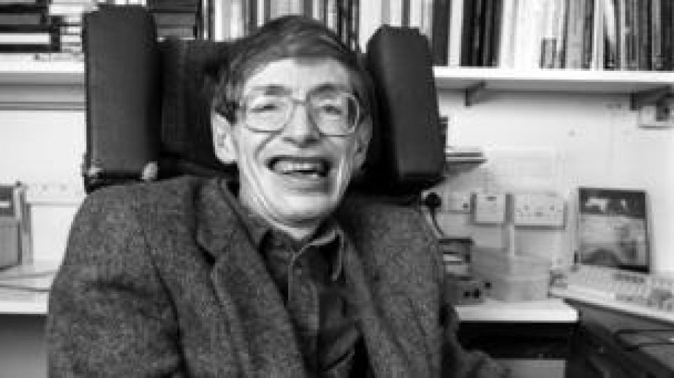 Stephen Hawking's extraordinary life in pictures