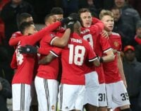 Manchester United advance into semi final of FA Cup
