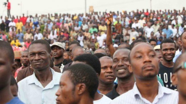 Nigeria's nation building paradox
