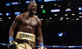 Wilder boasts: I will knock out Joshua — the toughest man in the division