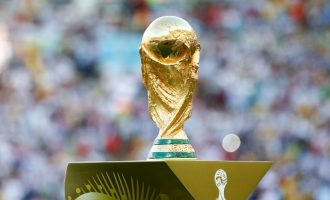 Theresa May backs joint UK-Ireland bid for 2030 World Cup