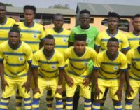 NPFL wrap-up: Desert Stars end Pillars' unbeaten run as Lobi Stars go top