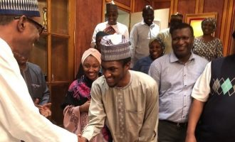 Yusuf Buhari returns to Nigeria after medical treatment abroad