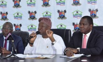 Lagos commissioner: Why  land use charge law is unavailable