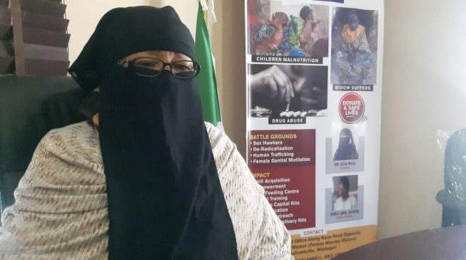 EFCC arraigns Aisha Wakil, 'Mama Boko Haram', over 'N66m fraud'