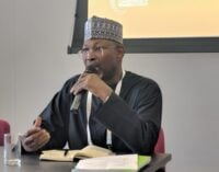 Jega: Most political parties want to win elections by hook or crook