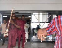 Katsina senator: Mace-snatching incident is a blessing in disguise
