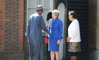 We've been particularly inspired by our youths, Theresa May tells Commonwealth leaders