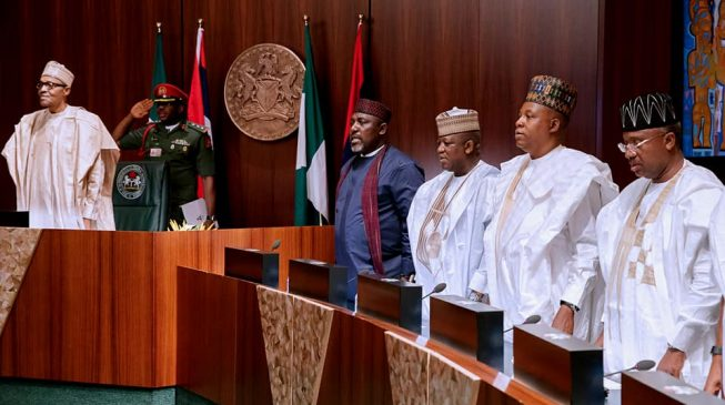 APC governors align with Buhari, say no tenure extension for Oyegun