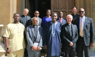 RCCG partners with the Anglican Church