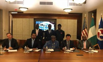 FG signs interim agreement for railway concession