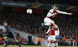 Arsenal thrash Musa and CSKA; Atlético stroll over Sporting Lisbon