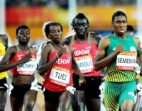 New IAAF female rule: Reduce high testosterone level or join men to compete