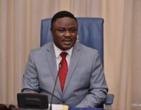 Ayade sacks four commissioners and five aides