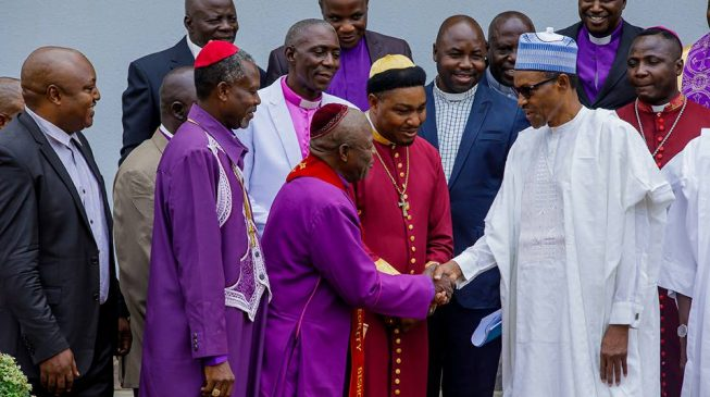 Northern pastors to Buhari: We'll expose our colleagues working against you