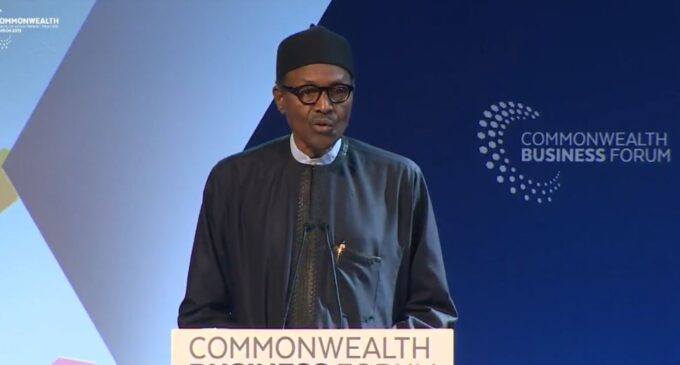 Buhari: Many Nigerian youths haven't been to school — they want to sit and do nothing because of oil money