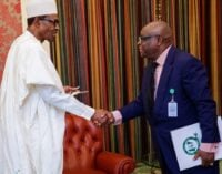 It's Buhari so Onnoghen is a victim. What is happening to us?