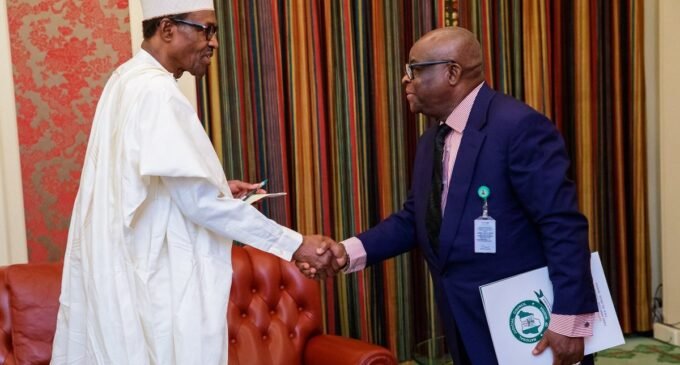 Buhari accepts Onnoghen's resignation — two months after