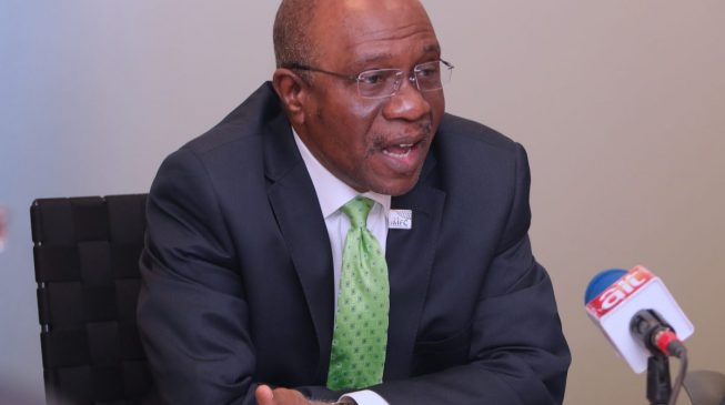 Emefiele describes Atiku's proposed plan to float naira as 'road to perdition'