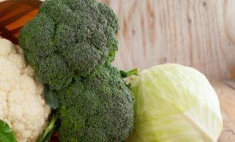 Cabbage, broccoli… vegetables that 'lower' risk of heart disease, stroke