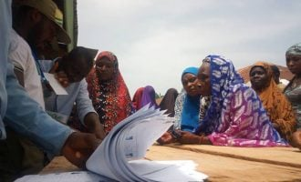PHOTOS: INEC begins Melaye's recall — but many constituents stay off polling units