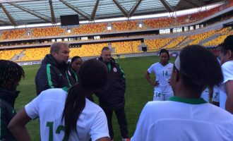 Dennerby prunes Super Falcons squad to 23 ahead of Women's AFCON