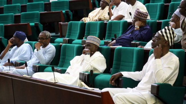 Reps react as shutdown looms a day to budget presentation