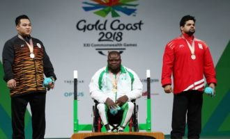 Abdulazeez wins gold — Nigeria's eighth medal of Commonwealth Games