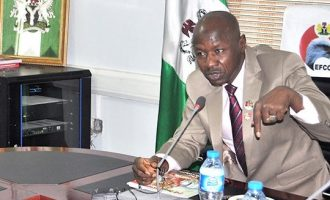 Magu: How can I get Diezani when she is being protected by forces abroad?