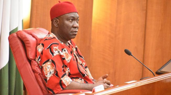Omo-Agege, Ekweremadu lock horns over number two position at senate