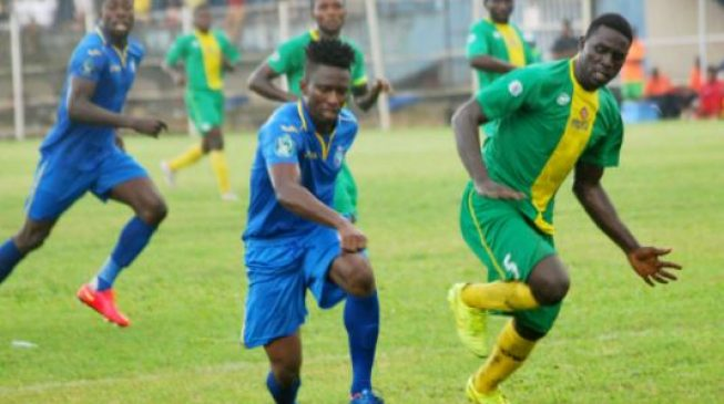 NPFL: Enyimba play 1-1 draw with Kwara United